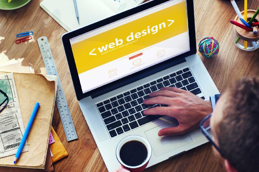 Thiết kế website bán phần mềm