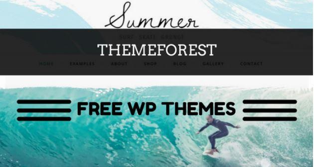 Top 10 theme WordPress giới thiệu app
