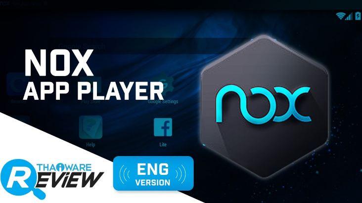 Nox app player - phần mềm giả lập android cấu hình đẹp