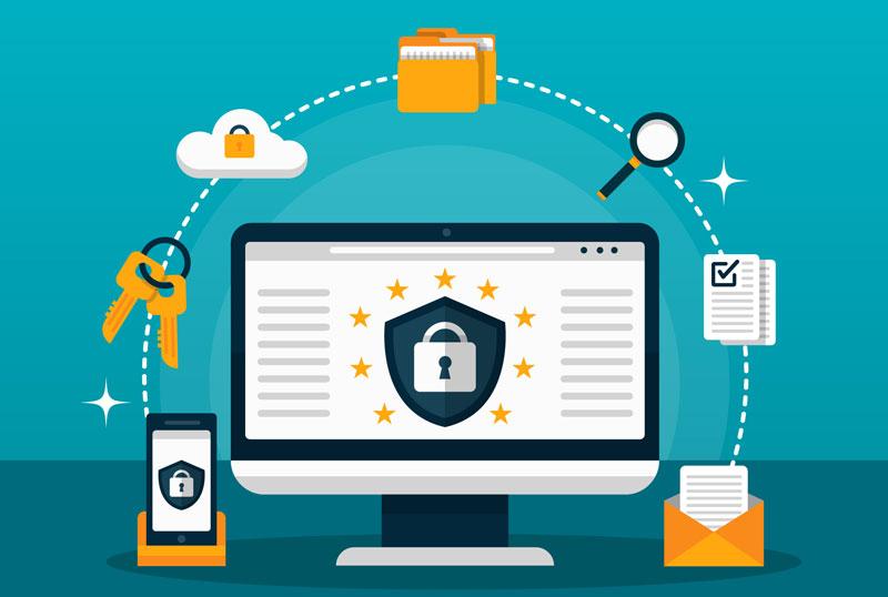 Đảm bảo bảo mật thông tin cho khách hàng.