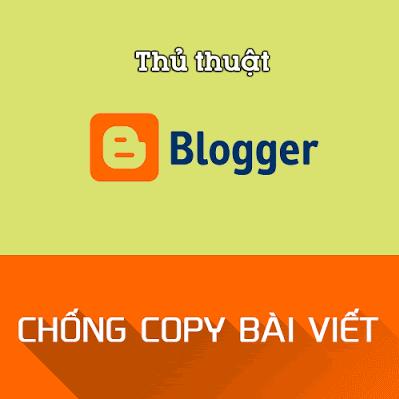 Thủ thuật chống copy nội dung trên website
