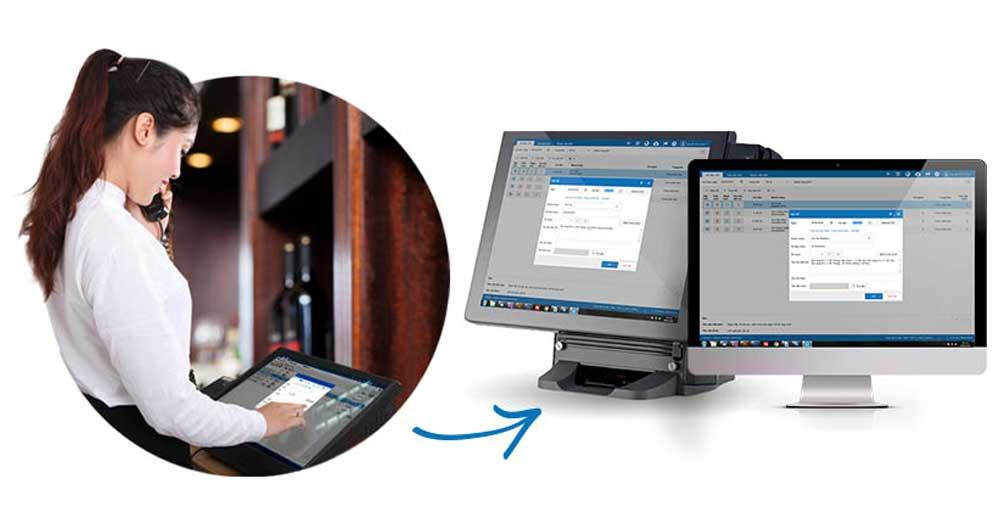Áp dụng công nghệ mới vào quản lý
