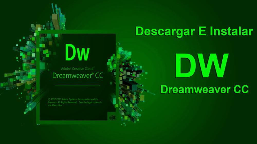 Phần mềm thiết kế trang web Adobe Dreamweaver