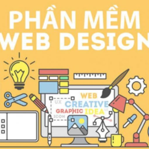 Top 10 phần mềm thiết kế website phổ biến nhất