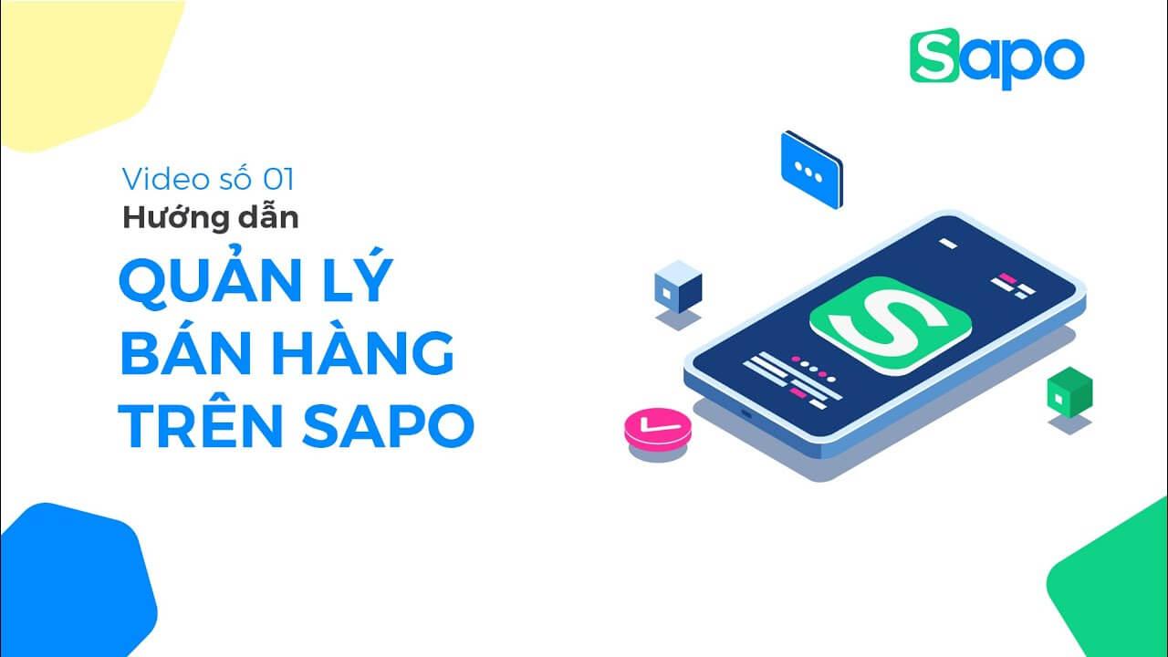 phần mềm quản lý Sapo POS