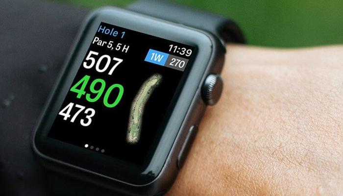 Phần mềm golf cho đồng hồ thông minh - GolfLogix